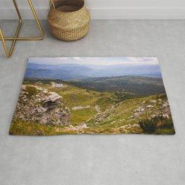 Astonishing landscape Rug