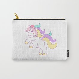 The Prettiest Unicorns Are Born In July Carry-All Pouch