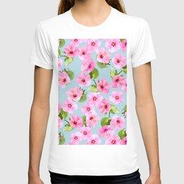 Ibiscus Dance T-shirt
