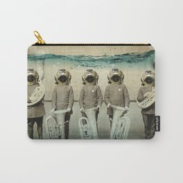 the diving bell Tuba quintet Carry-All Pouch