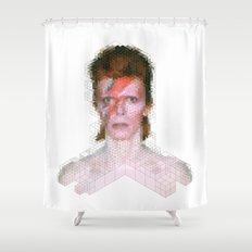 Aladdin Cube Shower Curtain