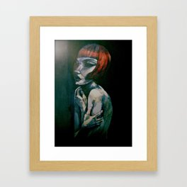 renegade princess Framed Art Print