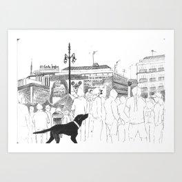 15M Art Print