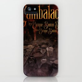 Cambalache iPhone Case