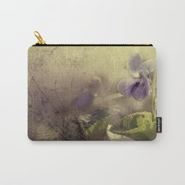 forest violets Carry-All Pouch