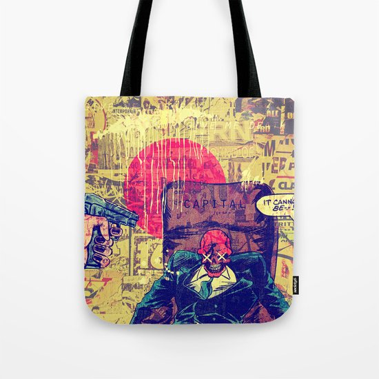 It Cannot Be! Tote Bag
