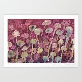 blowballs Art Print