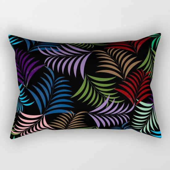 COLOR LEAF Rectangular Pillow