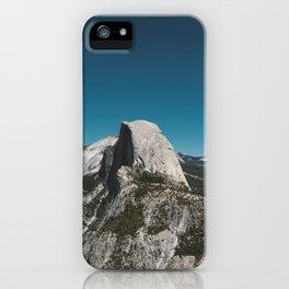 Glacier Point, Yosemite National Park V iPhone Case