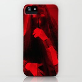 Bloody Bride iPhone Case