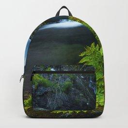 The magic waterfall Backpack