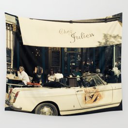 Chez Julien Wall Tapestry