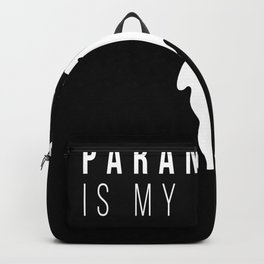 Paranormal Is My Normal Backpack