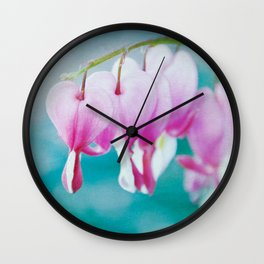 Dicentra Wall Clock