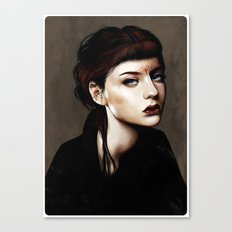 Zoey Scarlet Canvas Print