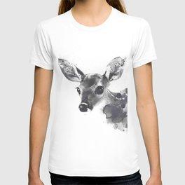 Watercolor Deer T-shirt