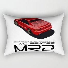 MR2 SW20 Rectangular Pillow