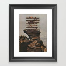 Err Tha Ka Wake Framed Art Print