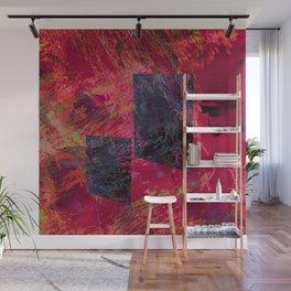 Abstract-art geometric Wall Mural