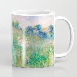 Pierre-Auguste Renoir - Meadow (La Prairie) Coffee Mug