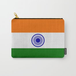 india flag Carry-All Pouch
