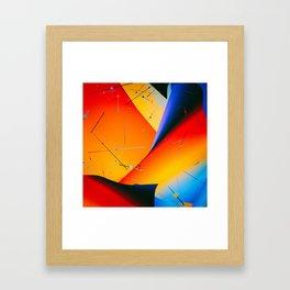 temor Framed Art Print