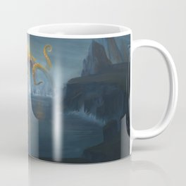 Sentinel of the Lazarian Sea Coffee Mug