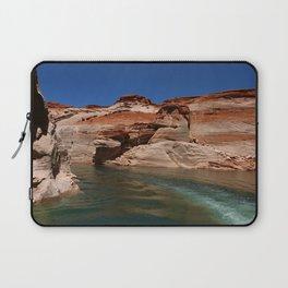 Antelope Canyon On Lake Powell Laptop Sleeve