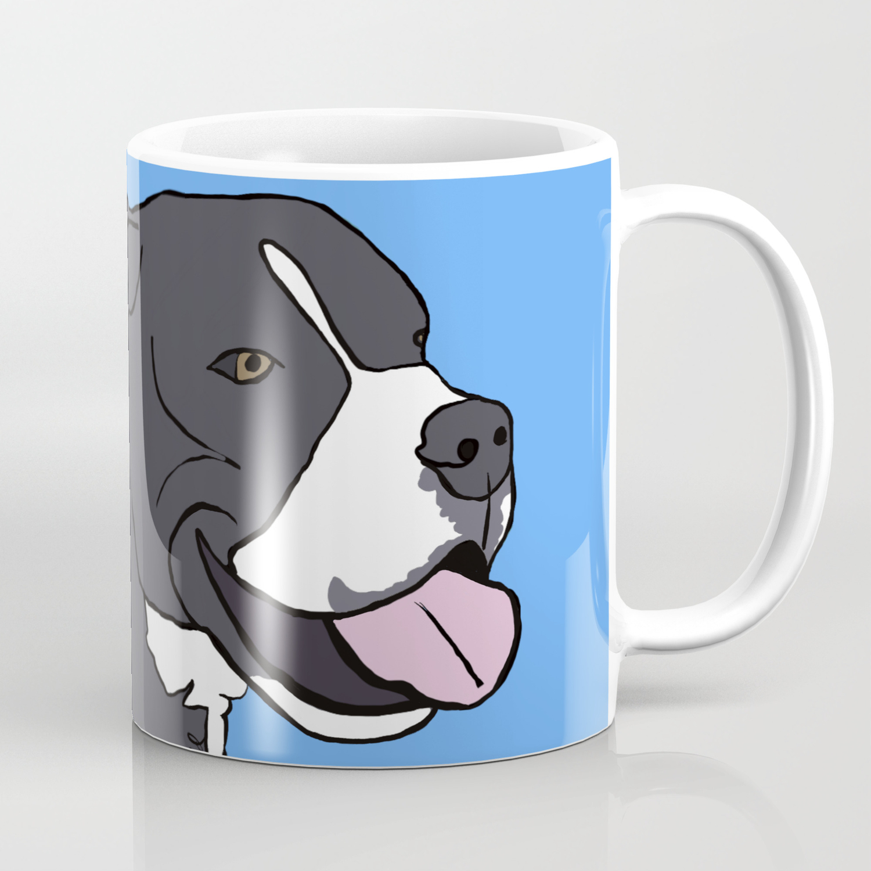 True Bluenose Pit Bull Coffee Mug