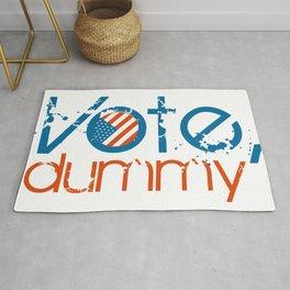 VOTE Dummy Election 2020 Rug