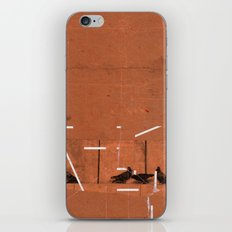 TIME OUT 39 iPhone & iPod Skin