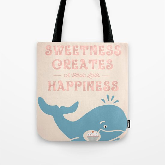 A Little Sweetness Tote Bag