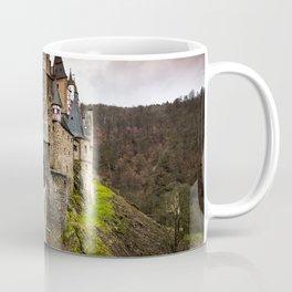 Photos Germany ELTZ Castle, Rhineland-Palatinate Autumn Castles Roads Cities castle Coffee Mug