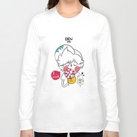 candy Long Sleeve T-shirts featuring candy by Know me