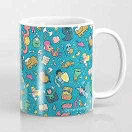 Dungeons & Patterns Coffee Mug