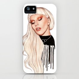 LG x AW iPhone Case