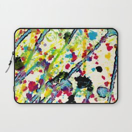 Experiments in Motion-Quad 1-Part 4 Laptop Sleeve