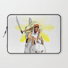 Andrea Bonifacio: San (Princess Mononoke) x Bonifacio x Gabriela Silang Laptop Sleeve
