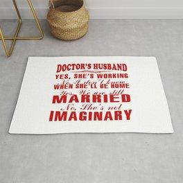 Doctor's Husband Rug