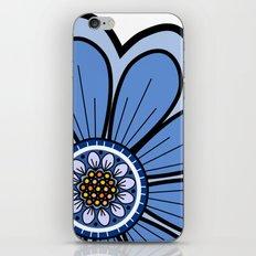 Flower 11 iPhone & iPod Skin