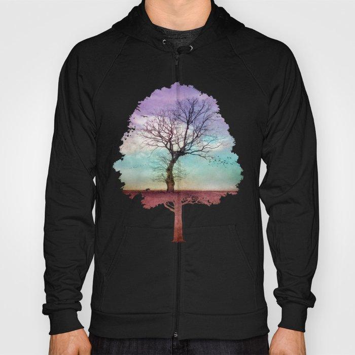 ATMOSPHERIC TREE | Early Morning Hoody