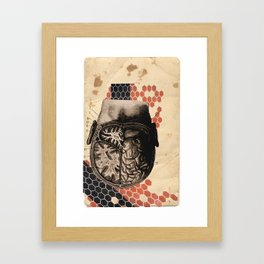 mindfuck! Framed Art Print