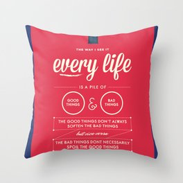 from The Doctor Throw Pillow