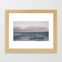 hues Framed Art Print