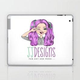 JJ DESIGNS' LOGO Laptop & iPad Skin