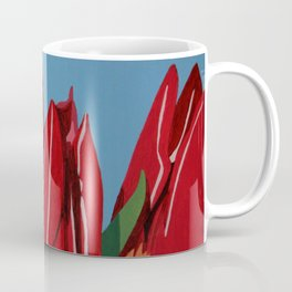 Red & Yellow Tulips Coffee Mug