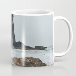 Deer on the Beach Coffee Mug