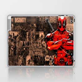 Merc with a Mouth Laptop & iPad Skin