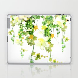 Watercolor Ivy Laptop & iPad Skin