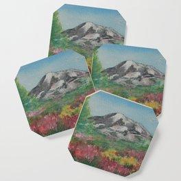 Syntaira's Mountain WC170307a Coaster